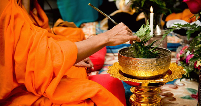 Cambodia Water Blessing 700x370