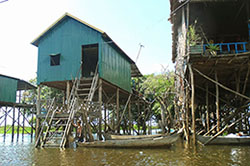 Kompong Phluk Stilted Houses 1 250pixel