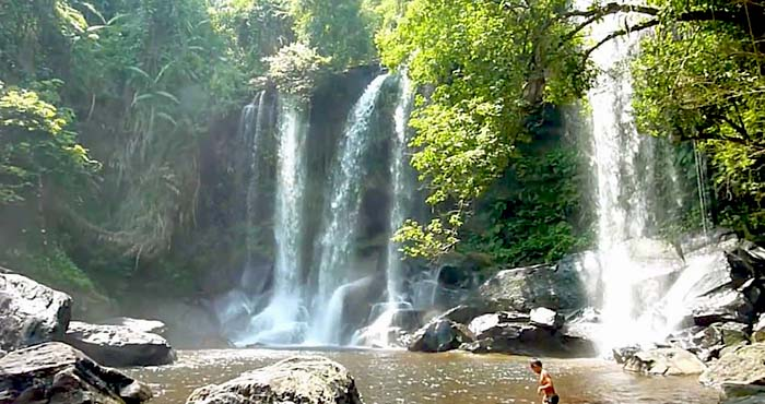 Phnom Kulen Waterfall 09 700x370
