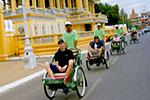 Phnom Penh Cyclo Tour 01 150×100