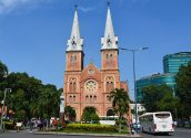 Cathedral Ho Chi Minh
