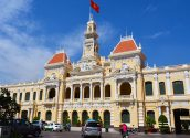 Saigon French Colonial Buildings 01 800x600
