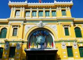Saigon French Colonial Buildings 02 800x600